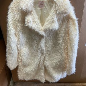 Candies Fur Jacket